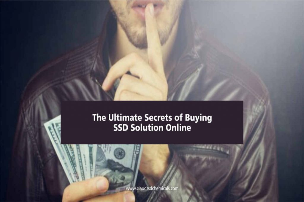 Ultimate secret of buying SSD solution online